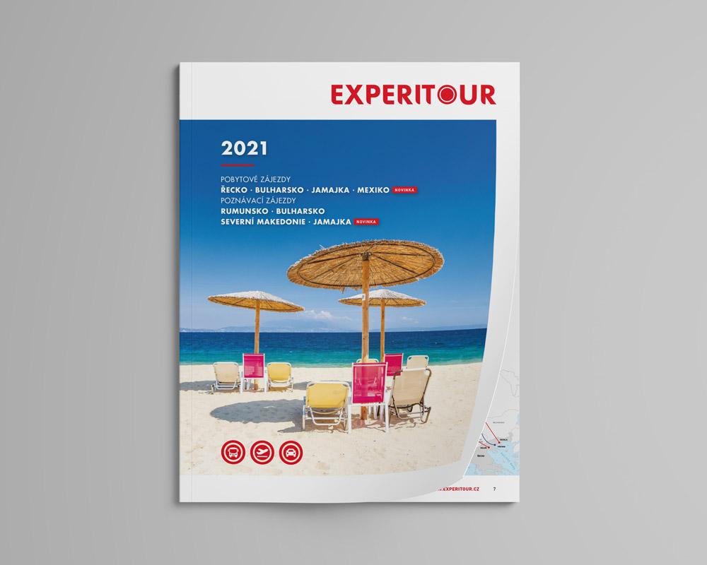 Náhled katalog Experitour 2021