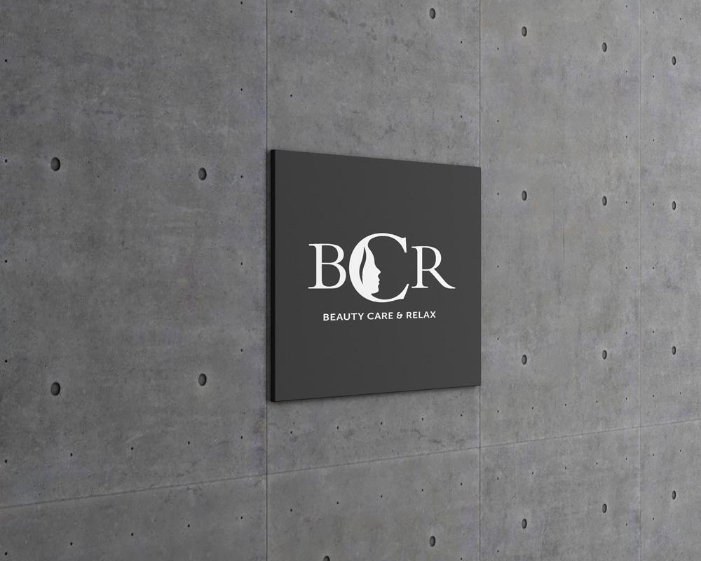 Logo BCR Beaty Care & Relax – Vývěska